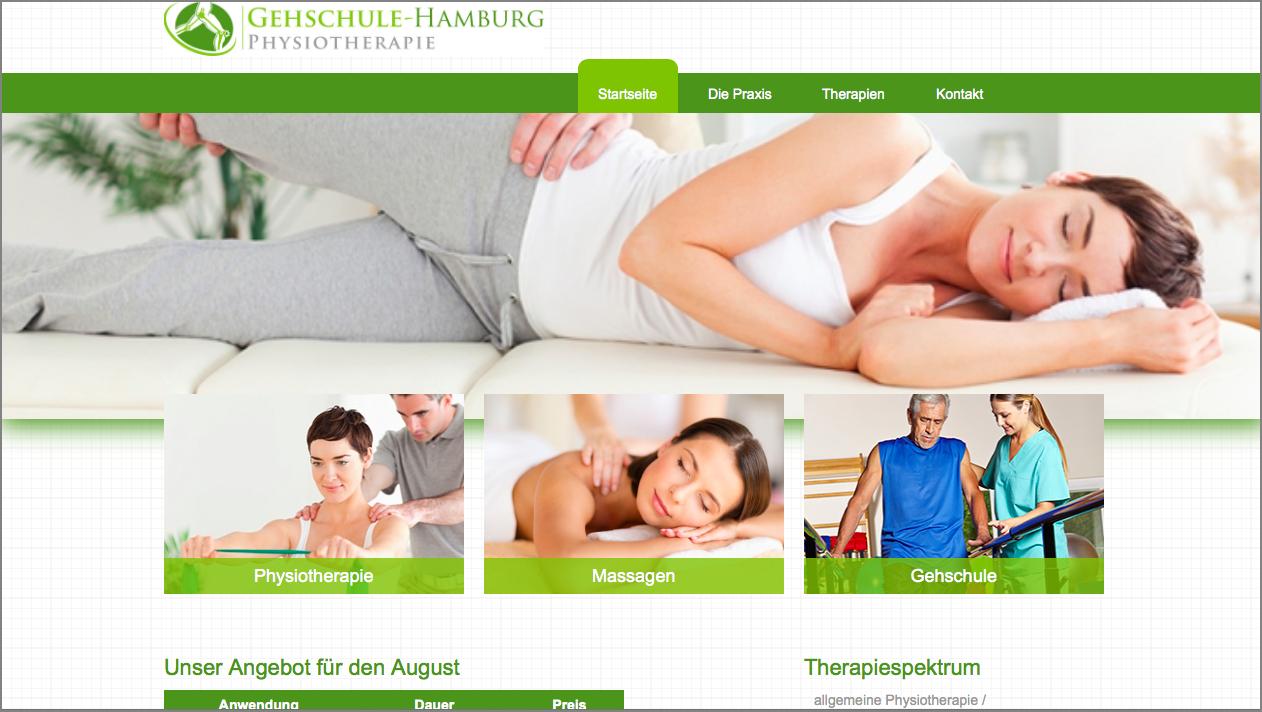 Gehschule Hamburg